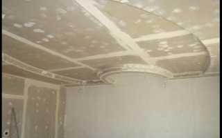 Стены и потолки из гипсокартона, гипсокартонные конструкции своими руками: инструкция, фото- и видео-уроки