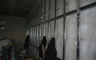 Крепление профиля для гипсокартона к стене своими руками: видео-инструкция со способами крепежа, фото