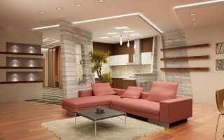 Расчет материалов и монтаж гипсокартона на потолок