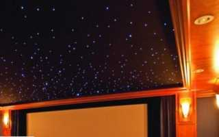 Как сделать на потолке звезду из гипсокартона: инструкция по установке потолочного покрытия «Звездное небо» своими руками, видео, фото