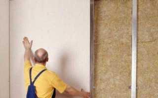Облицовка гипсокартоном стен: видео-инструкция по монтажу своими руками, технология, фото
