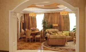 Дизайн арки из гипсокартона, самые красивые арочные перекрытия, как оформить (украсить) декоративную дугу своими руками: инструкция, фото и видео-уроки