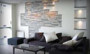 Узоры из гипсокартона на стенах, оформление своими руками: инструкция, фото и видео-уроки