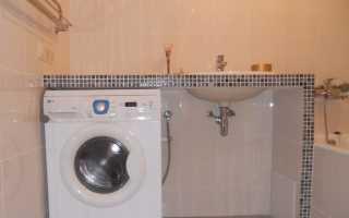 Столешница из гипсокартона в ванной: видео-инструкция по монтажу своими руками, фото