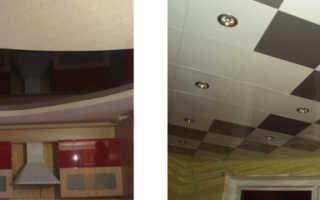 Какой потолок лучше — натяжной или из гипсокартона? Фото и советы по выбору