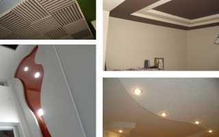 Потолки на кухне — лучшие дизайны и советы по оформлению подвесных потолков из гипсокартона