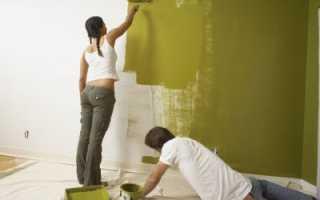 Как красить гипсокартон правильно своими руками: видео-инструкция по покраске стен, фото