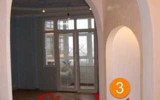 Арка из гипсокартона, три варианта конструкций
