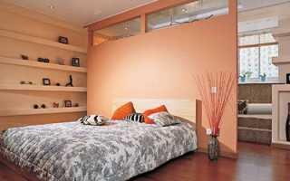 Перегородки из гипсокартона в спальне: видео-инструкция по монтажу гипсокартонных конструкций своими руками, как сделать стены, гардеробную, дизайн, фасоны, виды, фото