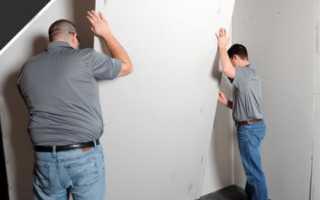 Как прикрепить гипсокартон к стене без профиля (направляющих), крепление ГКЛ своими руками: инструкция, фото и видео-уроки