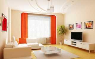 Конструкции подвесных потолков из гипсокартона с описанием и фото