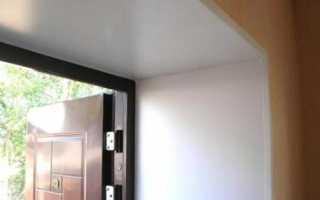 Дверные откосы из гипсокартона своими руками: видео-инструкция по монтажу, фото