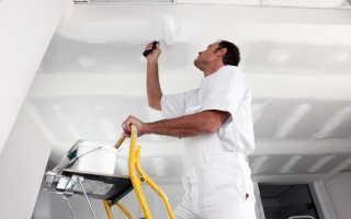 Финишная шпаклевка гипсокартона под покраску — отделка стен своими руками