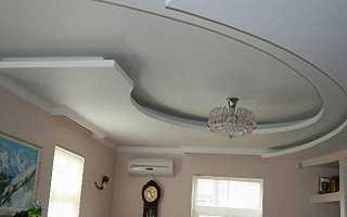 Гипсокартонные конструкции на потолке с подсветкой — как делать своими руками, инструкция, фото и видео
