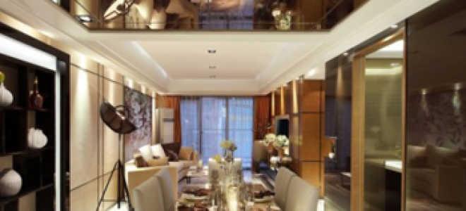 Зеркальные подвесные потолки в квартире — как сделать своими руками?