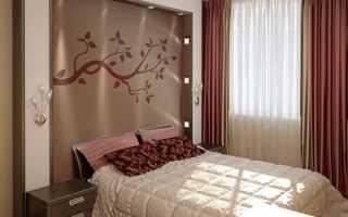 Ниши из гипсокартона в спальне: видео-инструкция по монтажу своими руками, по углам, над кроватью, фото