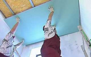 Выравнивание стен в ванной гипсокартоном: видео-инструкция по монтажу своими руками, особенности отделки, фото