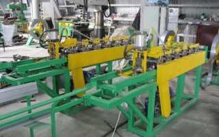 Оборудование для производства гипсокартона (профилей), изготовление ГКЛ своими руками: инструкция, фото и видео-уроки