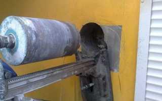 Установки для бурения бетона