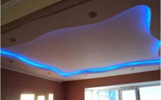 Подвесные потолки из гипсокартона: видео-инструкция по изготовлению гипсокартонных потолочных конструкций своими руками. образцы, фото