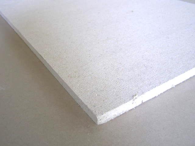 Структура листа строительного материала