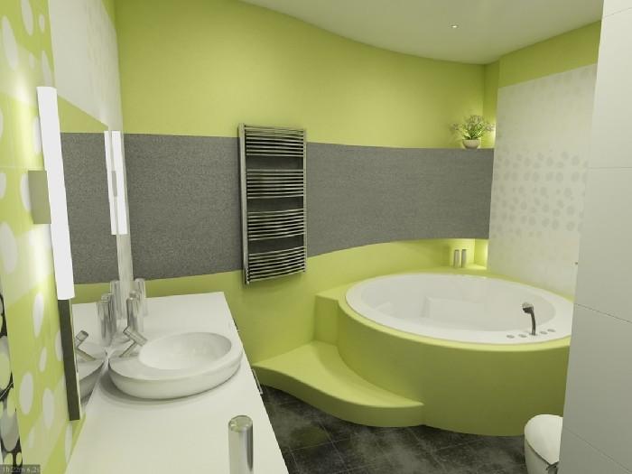 Готовая ванная комната