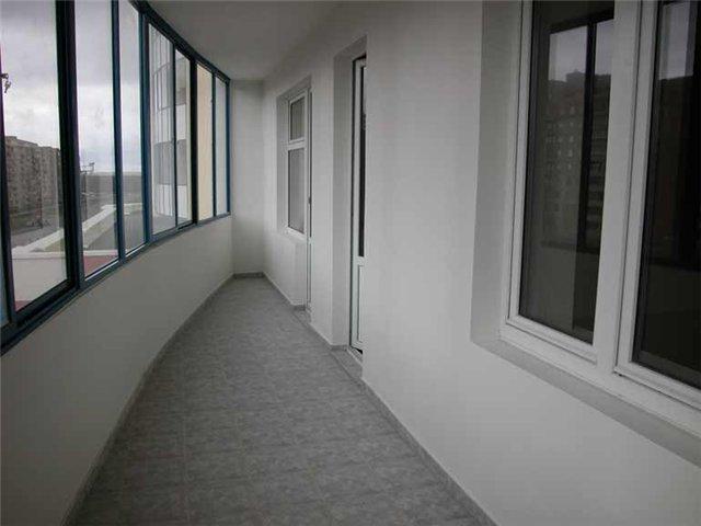 Окончательный вариант отделка балкона