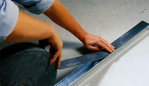 армированная лента для гипсокартона