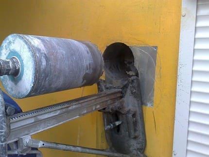 burenie betona 1