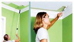 чем покрасить гипсокартон в ванной