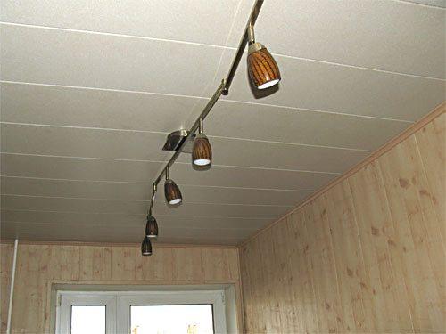 декоративные потолки из гипсокартона