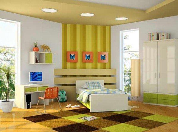 дизайн потолки из гипсокартона