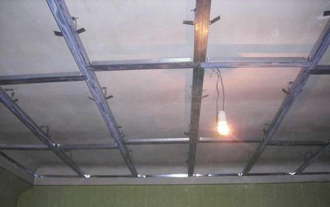 гипсокартонные потолки видео