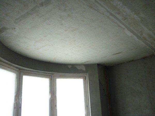 гипсокартонные потолок
