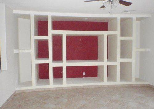 Из гипсокартона можно соорудить конструкцию шкафа своими руками любой конфигурации!