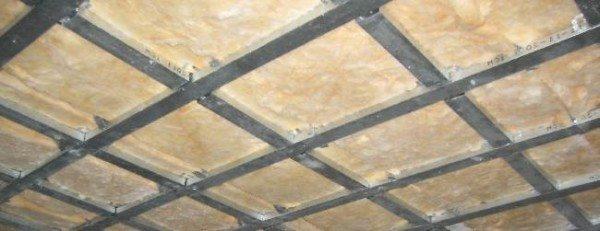 как делать потолки из гипсокартона видео