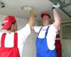 как из гипсокартона делать потолок