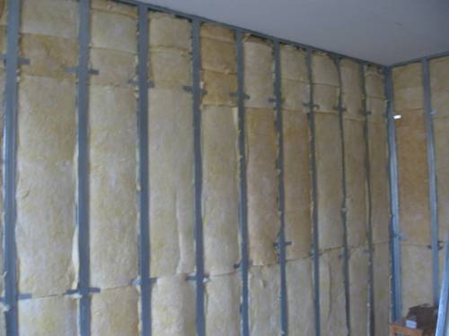 как обшить деревянные стены гипсокартоном