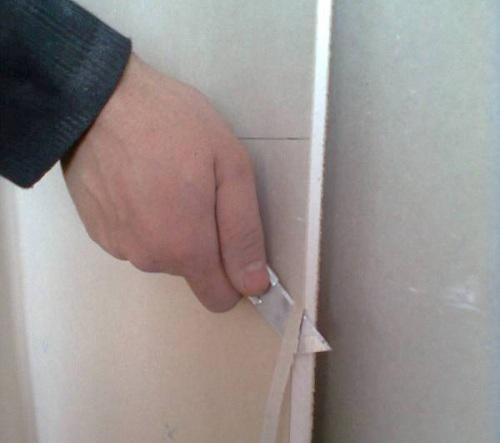 как обшить гипсокартоном потолок видео