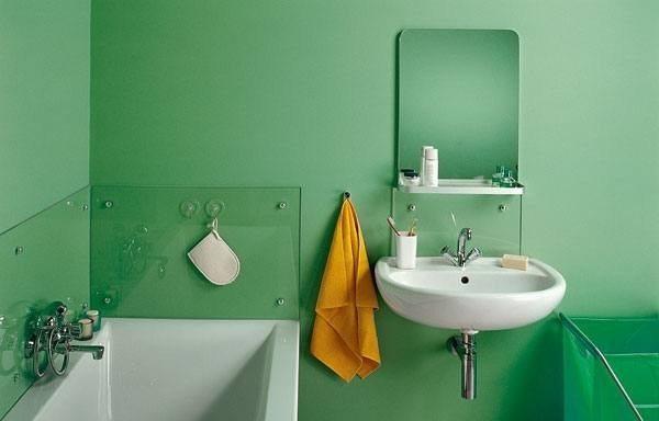 как покрасить стены из гипсокартона