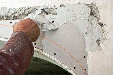 как построить арку из гипсокартона