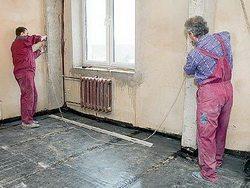 как потолок обшить гипсокартоном