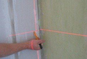 как сделать из гипсокартона потолок