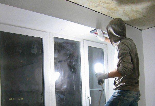 как сделать откосы из гипсокартона на окна