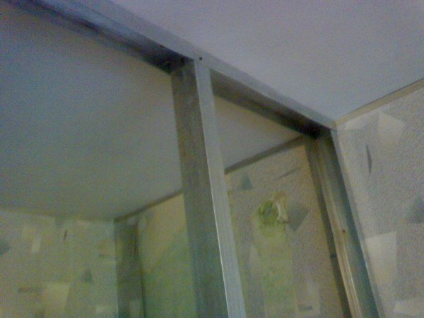 как сделать сантехнический шкаф из гипсокартона