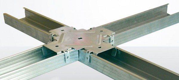 каркас для гипсокартона потолок