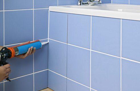 кладка плитки на гипсокартон в ванной
