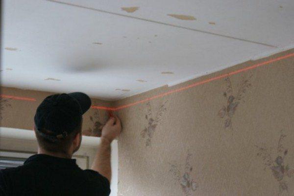многоярусные потолки из гипсокартона