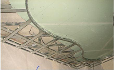 монтаж многоуровнего потолка из гипсокартона видео