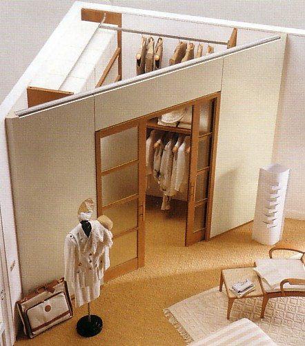 ниши спальной комнаты по углам из гипсокартона